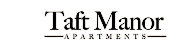 Taft Manor Apartments logo